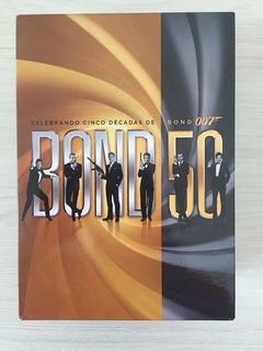 007 James Bond Coleção Box Com 23 Filmes (até Skyfall)