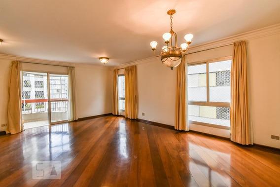 Apartamento Para Aluguel - Jardim Paulista, 3 Quartos, 153 - 893095501