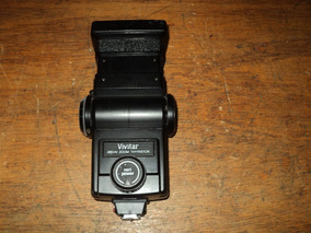 Flash Vivitar 285 Para Camera Analogica Usado