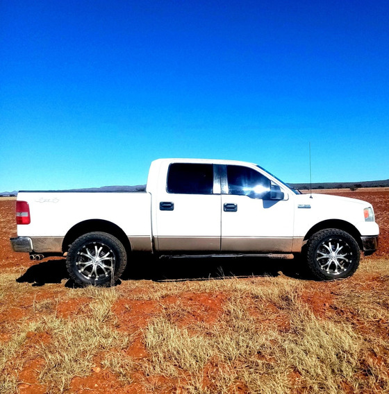 Ford F-150 Picukp 4 Puertas 4x4