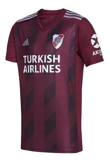 Camiseta Alternativa River adidas 2020