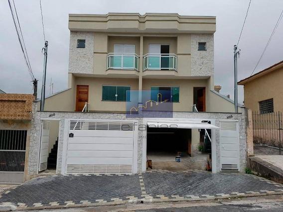 Belíssimo Sobrado Novo Para Venda E Locação Na Vila Matilde - So0065