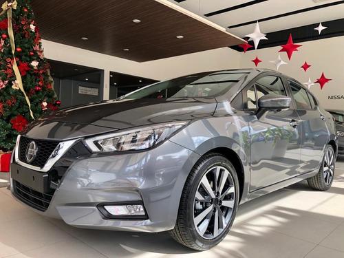 Imagem 1 de 9 de  Nissan Versa Exclusive 1.6 (flex) (aut)