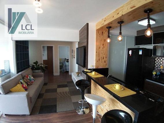 Lançamento Construtora Lamou Apartamento Com 2 Dormitórios À Venda, 64 M² Por R$ 290.000 - Parque Assunção - Taboão Da Serra/sp - Ap0084