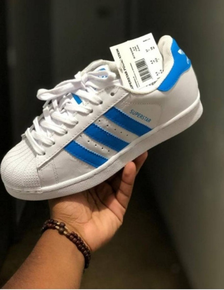 Tênis adidas Masculino Original Superstar Foundation