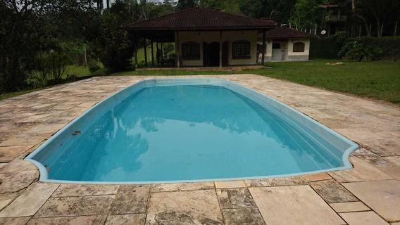 Juquitiba/alto Padrão/morar/piscina/ac/permuta Sp/ Ref:04916