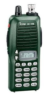 Radio Telefono Icom Ic-v8 Vhf Sport Transceptor Fm De 144mhz