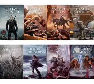 Saga Completa Geralt De Rivia (8 Libros) - Sapowski, Andrzej