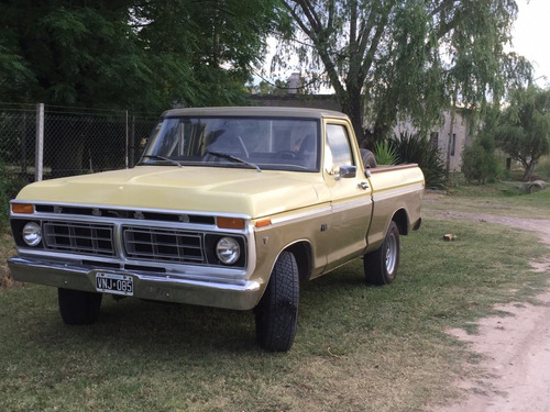 Ford F100 Mod 79 Deluxe