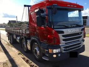 Scania P310 2015 Bitruck 8x2