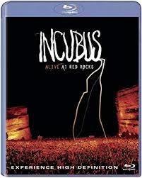 Dvd Blu Ray Incubus Alive Atred Ro