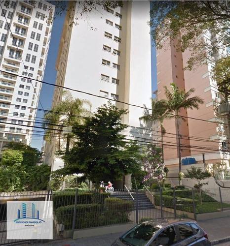 Imagem 1 de 16 de Apartamento Com 1 Dormitório À Venda, 55 M² Por R$ 480.000,00 - Moema - São Paulo/sp - Ap2680