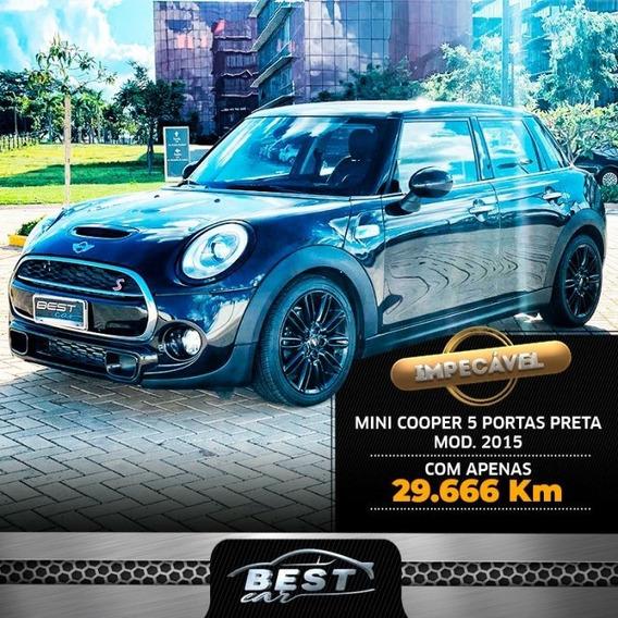 Cooper 2.0 S Top 16v Turbo Gasolina 4p Automático