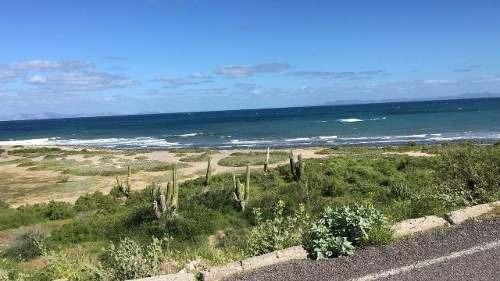 Terreno Frente A La Playa Con Construccion