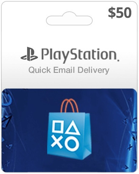 Playstation Eua $ 50