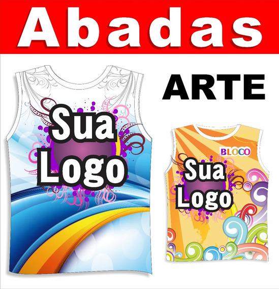Criação De Arte Camisa Bloco Abada Carnaval 2020 Sublimação