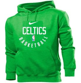 Blusa Moleton Casaco Boston Celtics Basquete Estampado