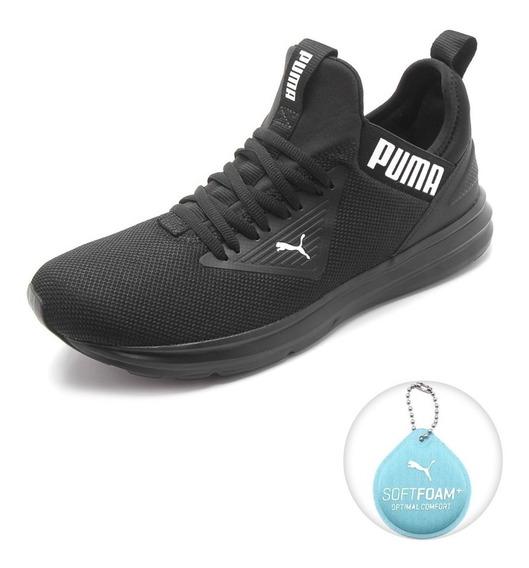Tênis Puma Enzo Beta Preto Softfoam+ Optimal Comfort