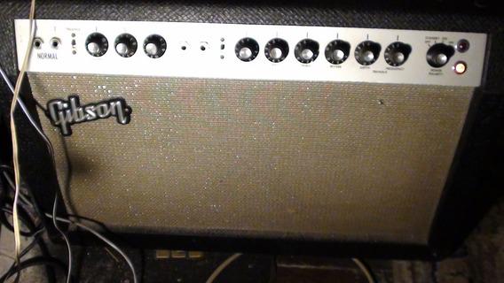 Amplificador Valvular Gibson Saturn Ga-45 Watts Vintage 1965