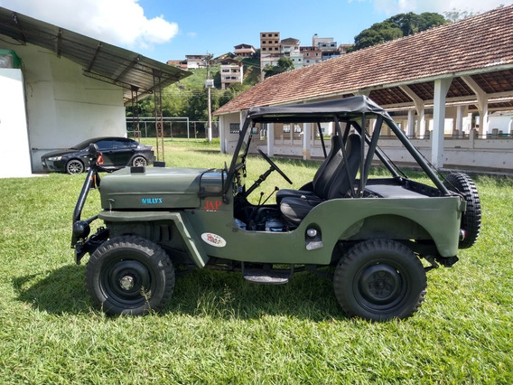 Jeep Overland 53 Militar
