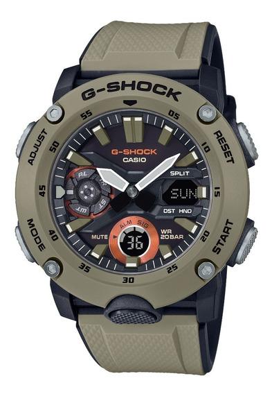 Relogio Casio G-shock Ga-2000-5adr + Garantia + Nota Fiscal