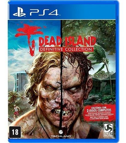 Dead Island: Definitive Collection Ps4 Mídia Física Lacrado