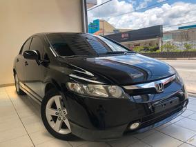Honda Civic 1.8 Lxs Flex Aut. 4p / Osasco