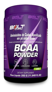 Bcaa Powder 350g - Bolt Nutrition