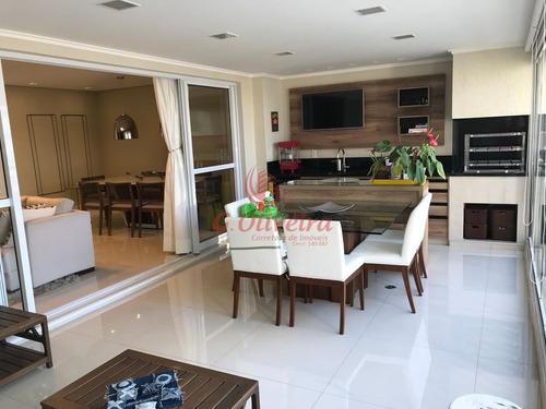 Apartamento Art Prime 163m2 3 Suítes - Lazer Completo - Aceita Permuta Casa - Ap0367 - 33515294