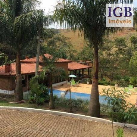 Sítio Rural À Venda, Belvedere Club Dos 500, Guaratinguetá. - Si0001