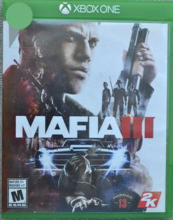 Mafia 3 Xbox One Infinity Games