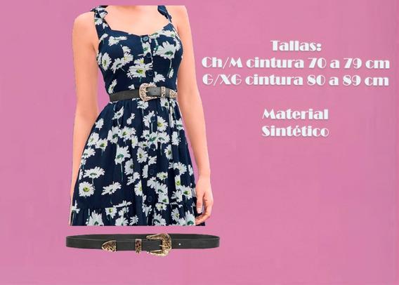 Cinturón Vintage Dama