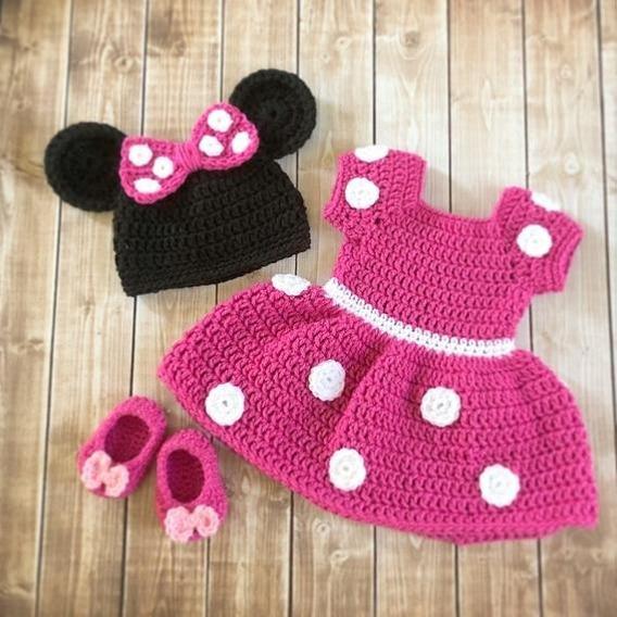 Vestido De Croche Infantil Para 2 Anos Vestidos Com O