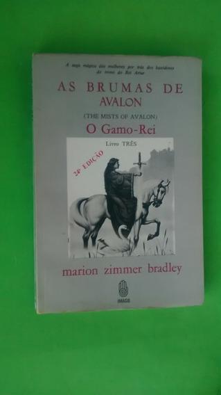 Livro: As Brumas De Avalon 3- O Gamo-rei