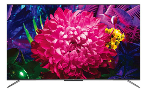 Imagen 1 de 5 de Smart Tv 55  Tcl Series C71 55c715 Qled 4k