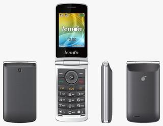 Telefone Celular Flip Lemon Viva 4 / Lm-755