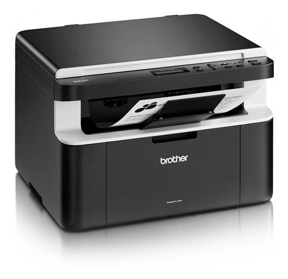Impressora Brother Multifuncional Dcp-1602 (toner Para 1k)