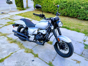 Moto Dinamo Renegada 250