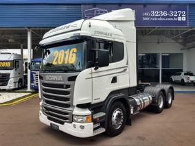 Scania R 440 A 6x4 2016