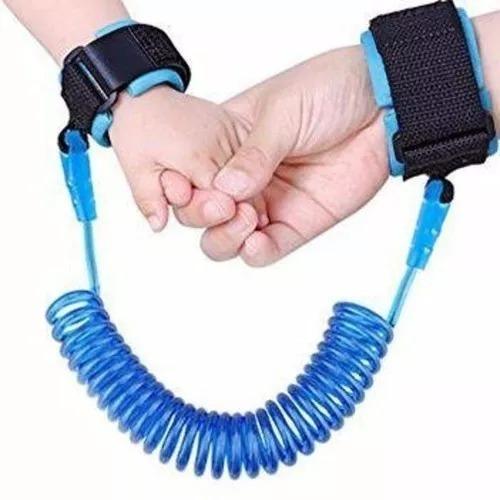 Pulseira Corda Infantil Segurança Pulso Criança Hi8131