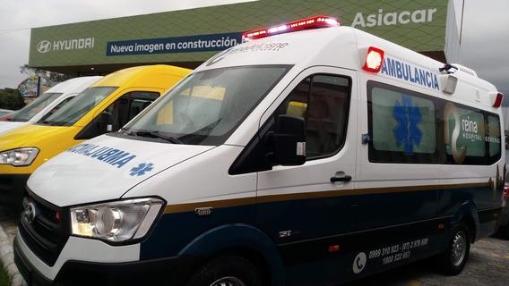 Camiones, Ambulancias, Furgonetas Nuevos Hyundai