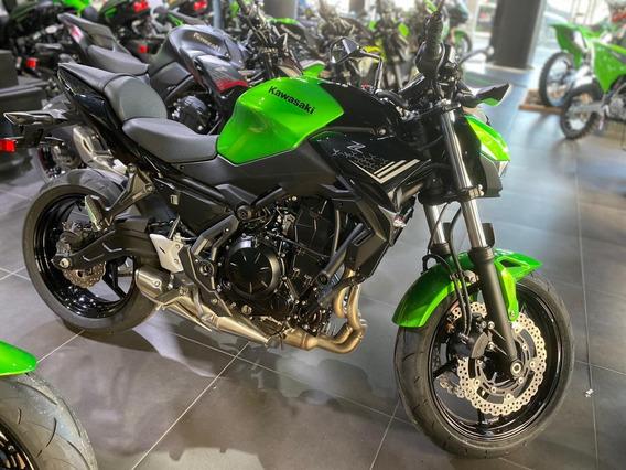 Kawasaki Z650 Abs 2020 Lidermoto Únicos Line Up Completo