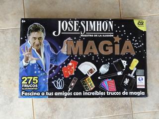 Caja De Magia; 275 Trucos De José Simhon