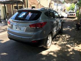 Hyundai Tucson 2.0 Chocado Dado De Baja Definitiva