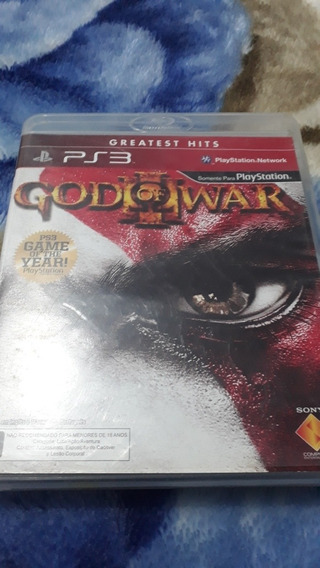 Jogo Ps3 Midia Fisica Original Good Of War