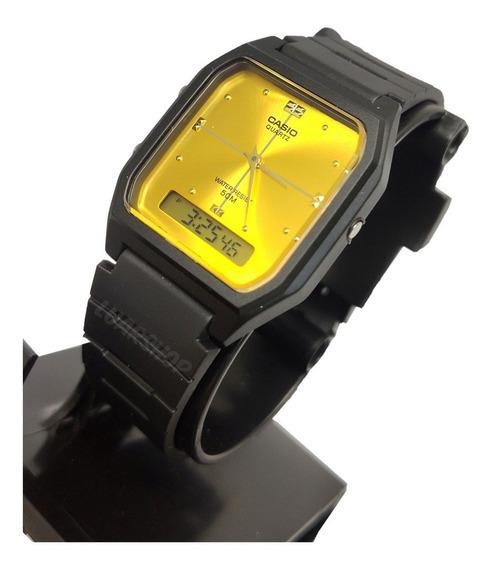 Relógio Casio Digital Aw-48he Masculino Original Caixa Nf