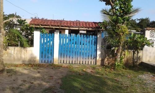 Chácara No Litoral Sul, Com 1 Quarto Em Itanhaém/sp