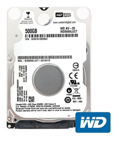 Hd 500 Gb Wd5000luct Para Notebook Western Digital Xbox Ps4