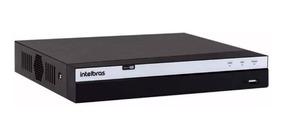 Dvr Mhdx 3104 Full Hd 4 Canais 1080p Intelbras Lançamento