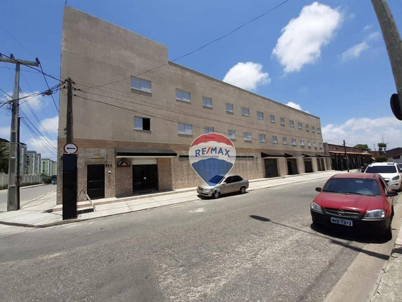 Kitnet Com 1 Dormitório Para Alugar, 40 M² Por R$ 700/mês - Cidade 2000 - Fortaleza/ce - Kn0046